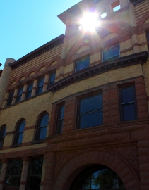 Opera House Sunshine