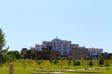 View from Greenway