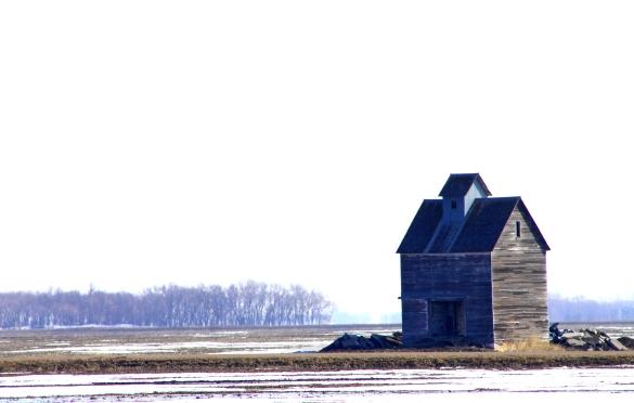 Horizontal Schoolhouse | Warrne, MN
