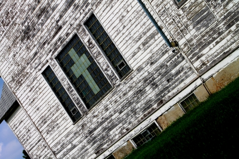 Angled Cross