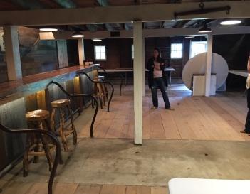 Main Floor Bar Space